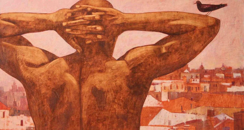 Картина маслом «Портрет»